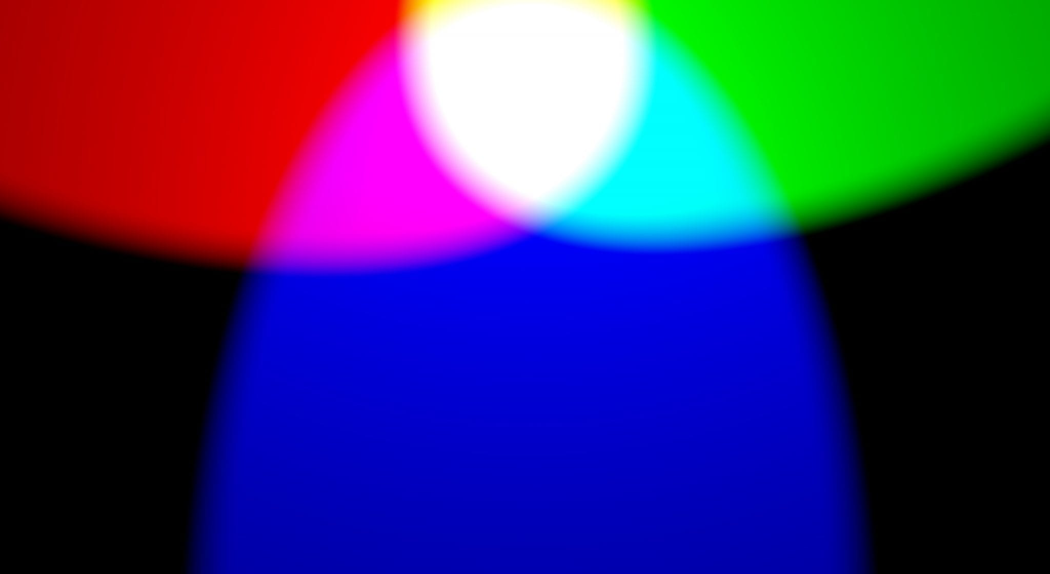 Chromaticity of Phosphors