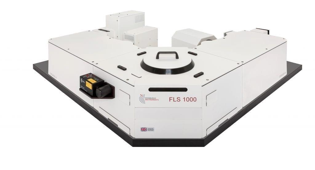 FLS1000 Photoluminescence Spectrometer for photoluminescence spectroscopy research