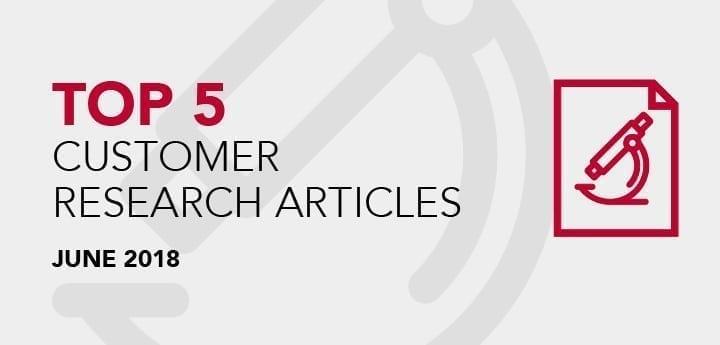 Customer fluorescence research articles - June 2018