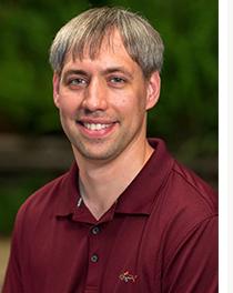 Photophysics Researcher, Prof. Hanson fro Florida State University