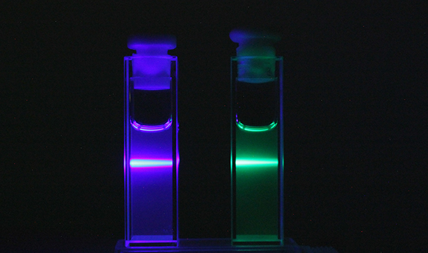 Fluorescence Spectroscopy Competition - Whats in our Cuvettes?
