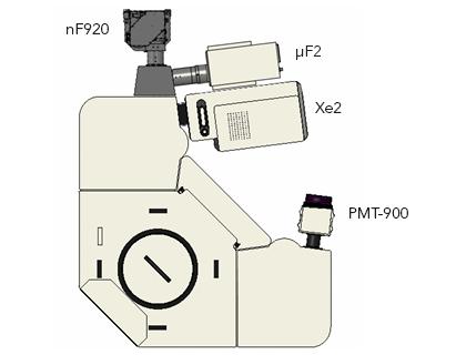 FLS1000-SS Configuration_Fluorescence Spectroscopy Instrumentation