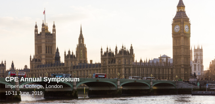 CPE Annual Symposium, London. Edinburgh Instruments to Attend