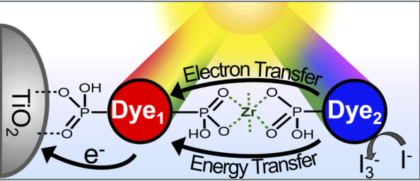 Dye Sensitized Solar Cells (DSSCS): Electron Transfer