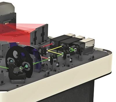 RM5 Raman Microscope Lasers