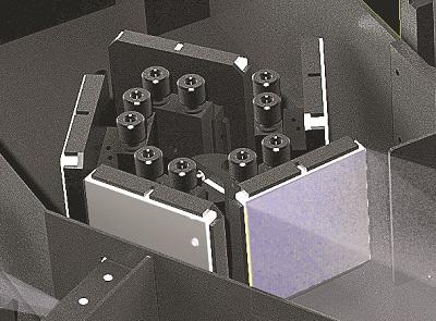 RM5 Raman Microscope Gratings