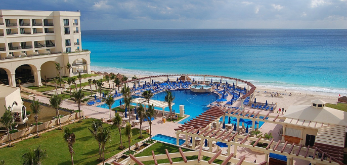 IMRC location in Cancun, Mexico