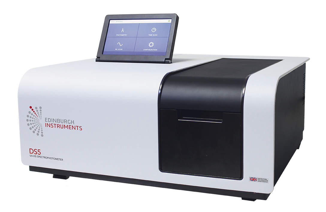 DS5 Dual Beam UV-Vis Spectrophotometer