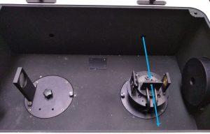 LP980 Transient Absorption Spectrometer Beam Alignment