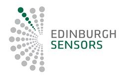 Edinburgh Sensors Logo