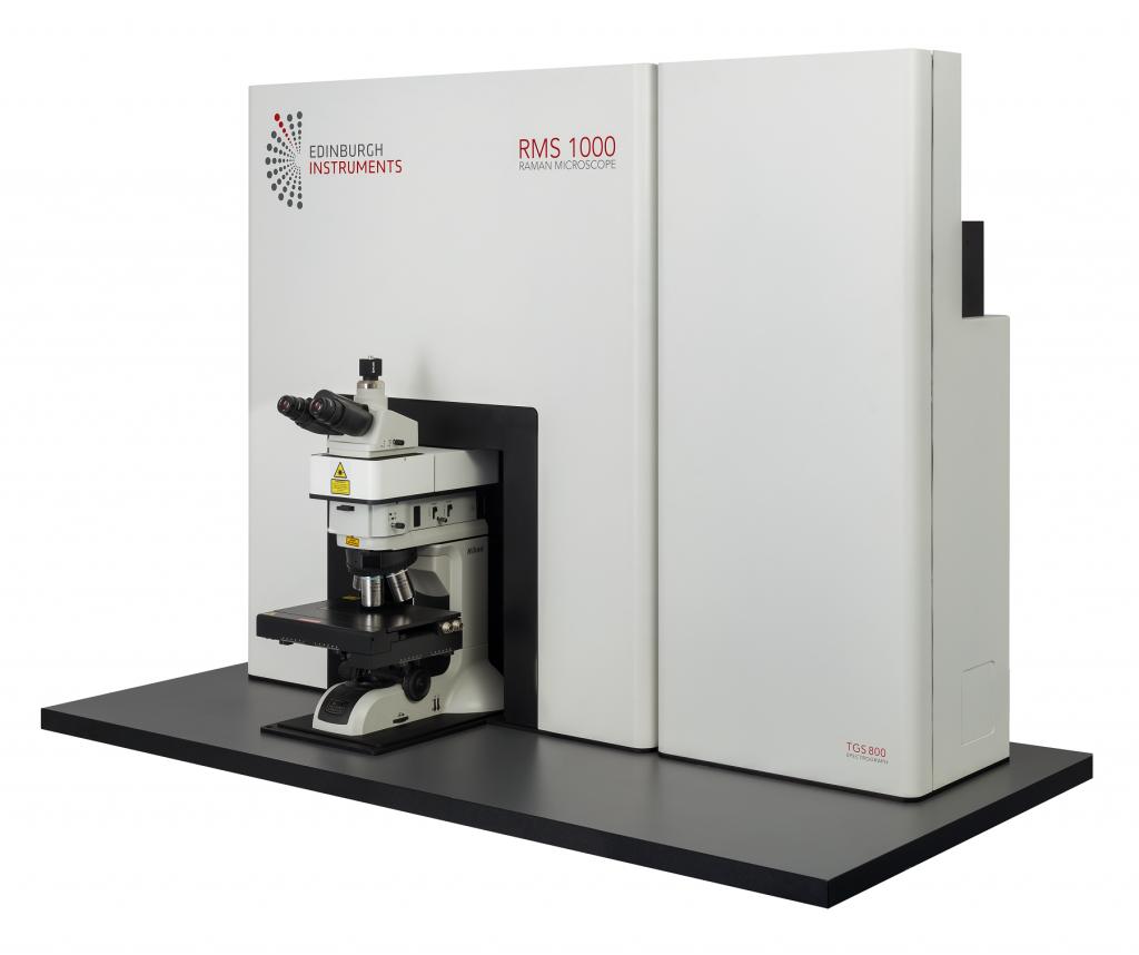 RMS 1000 Raman Microscope