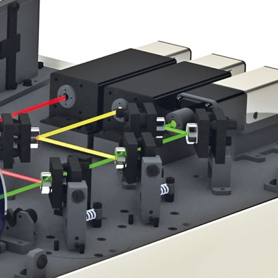 Raman Microscope Laser Upgrade