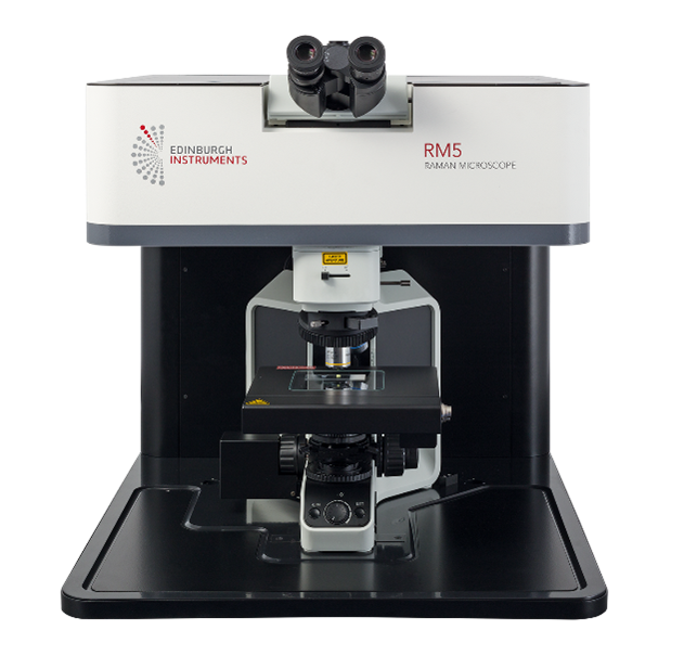 Edinburgh Instruments RM5 Raman Microscope