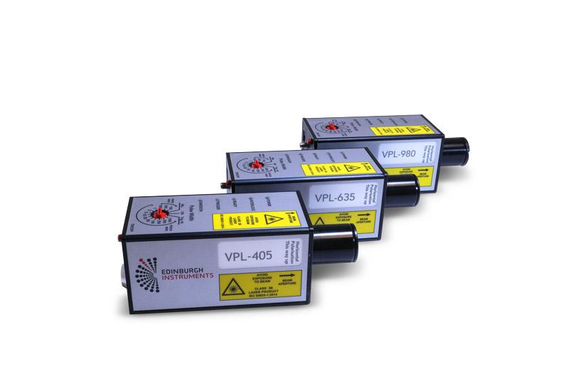 Variable Pulsed Lasers - VPL Series (VIS/NIR)